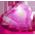 Licorne dentelle => Coeur Rose Pinkhe10
