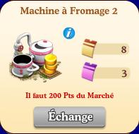 Machine à Fromage 2 Sans1078