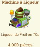 Machine à liqueur / Super Machine à Liqueur Sans1202