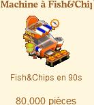 Machine à Fish&Chips Sans1206