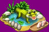 Crocodile du Nil => Oeuf de Crocodile Sans_175