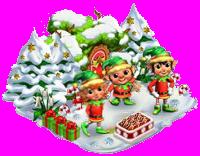 Habitat à Lutins de Noël => Boite de Cadeaux Sans_447