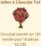 Arbre à Chocolat Valentin => Chocolat Valentin Sans_748