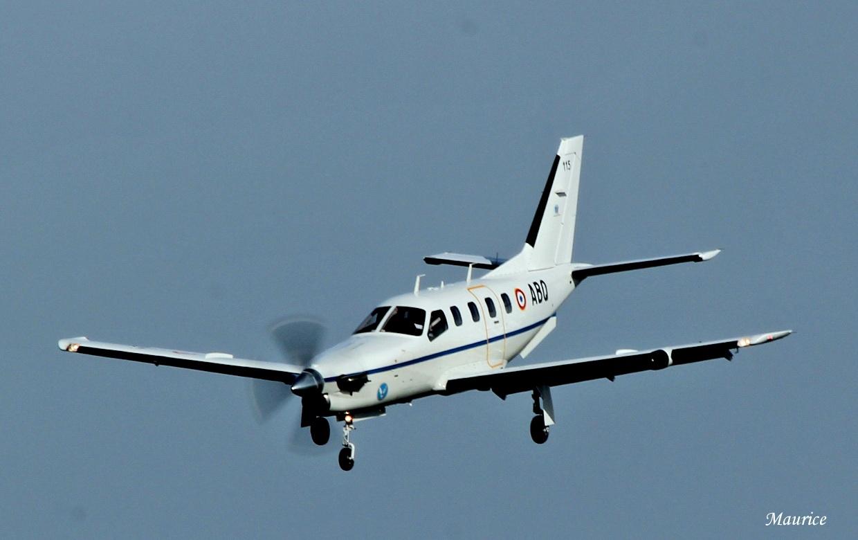 Casa CN-235 Armée de l'Air 62-II + Divers le 25.02.14 2502-412