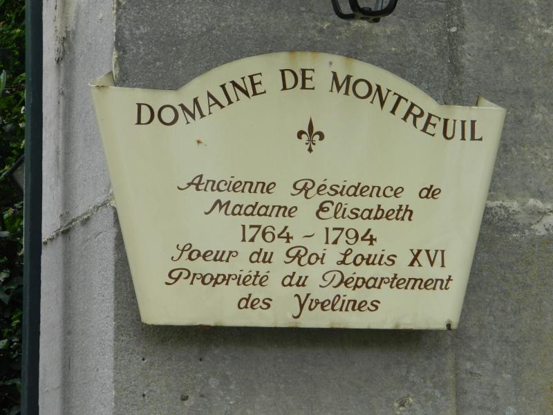Le domaine de Mme Elisabeth à Montreuil Dscn0310