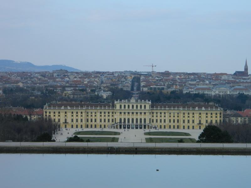 Le palais de Schönbrunn Dscn1118