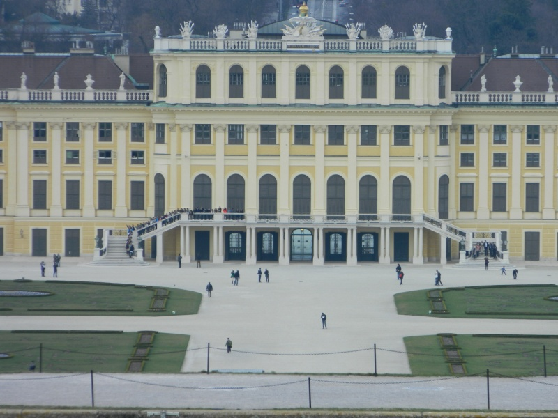 Le palais de Schönbrunn Dscn1119
