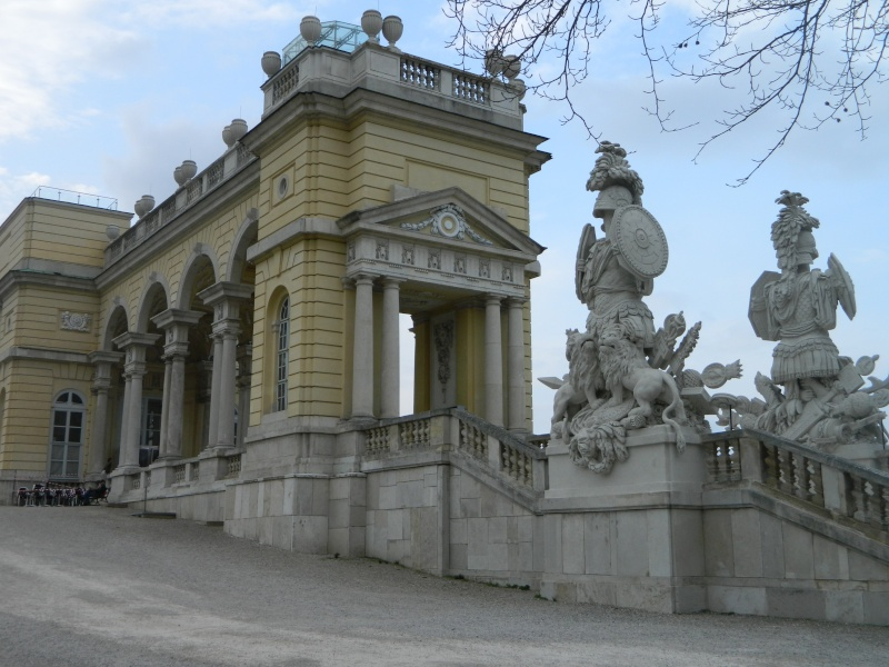 Le palais de Schönbrunn Dscn1124