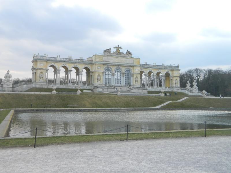 Le palais de Schönbrunn Dscn1126