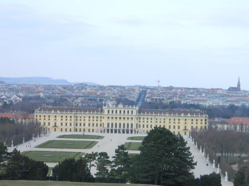 Le palais de Schönbrunn Dscn1128