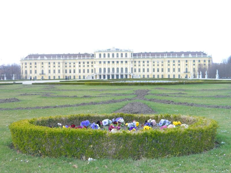 Le palais de Schönbrunn Dscn1211