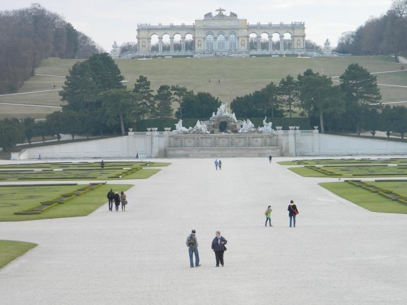 Le palais de Schönbrunn Dscn1213