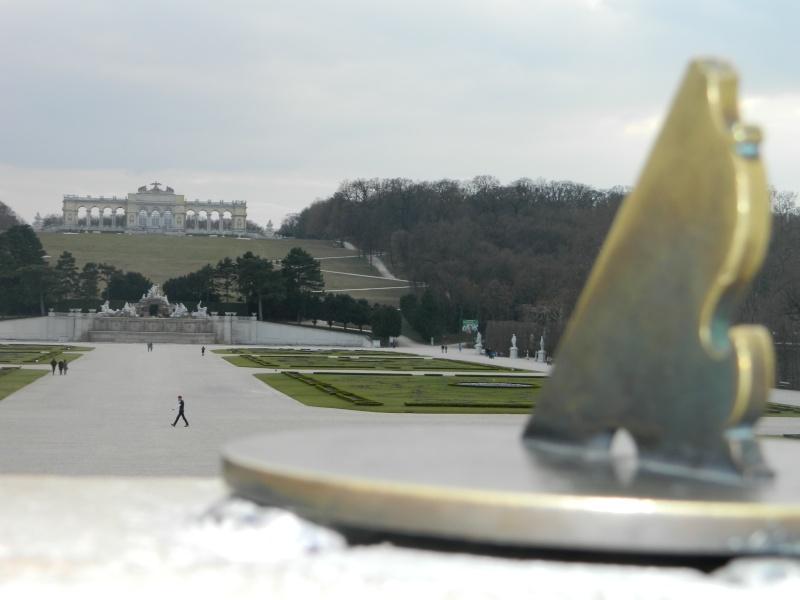 Le palais de Schönbrunn Dscn1214