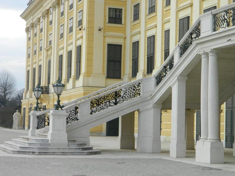 Le palais de Schönbrunn Dscn1216