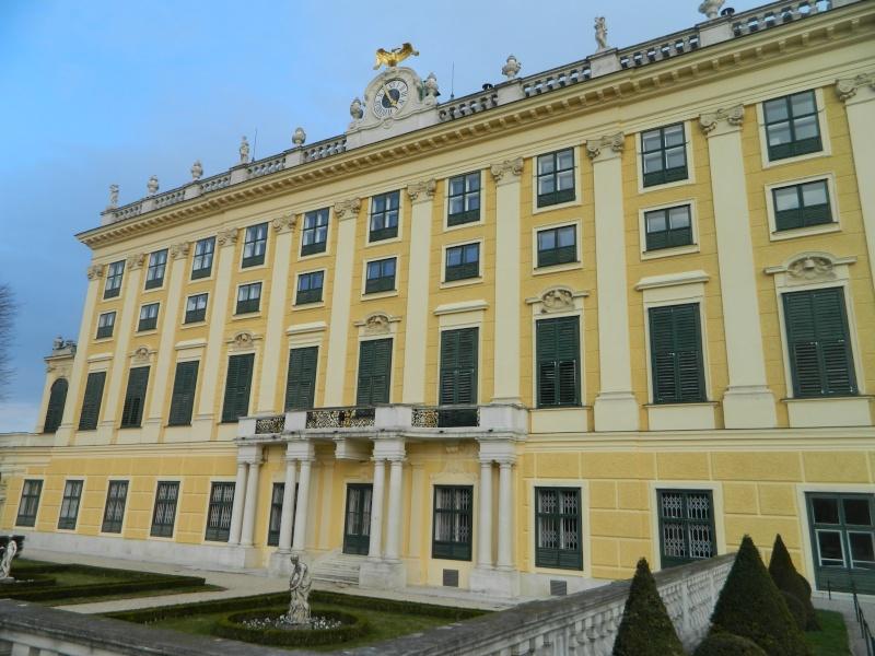 Le palais de Schönbrunn Dscn1217