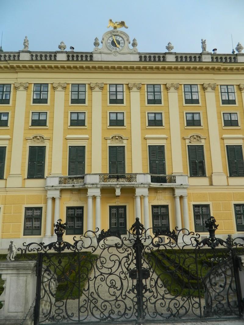 Le palais de Schönbrunn Dscn1220