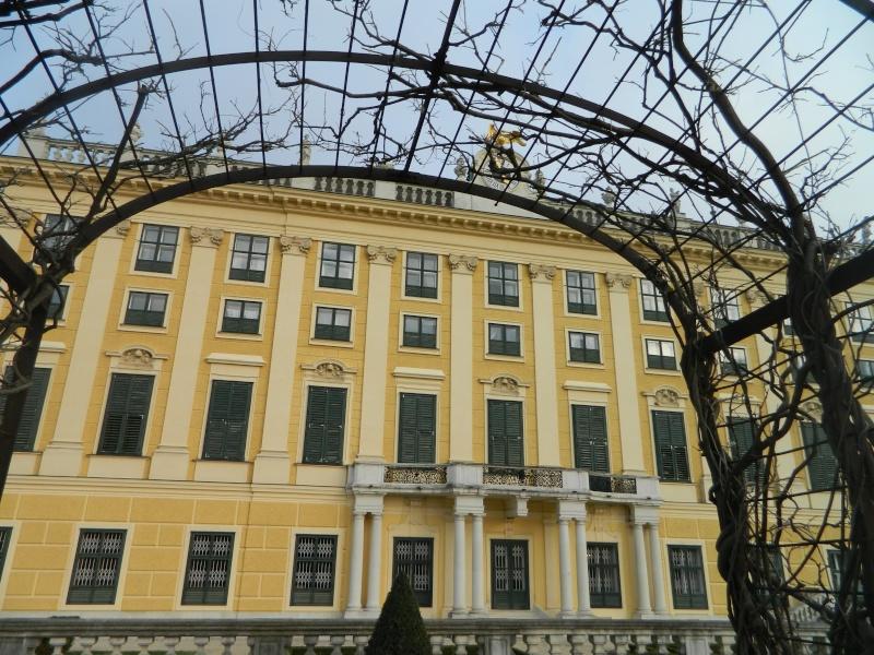 Le palais de Schönbrunn Dscn1221