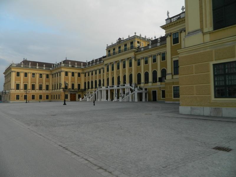 Le palais de Schönbrunn Dscn1222