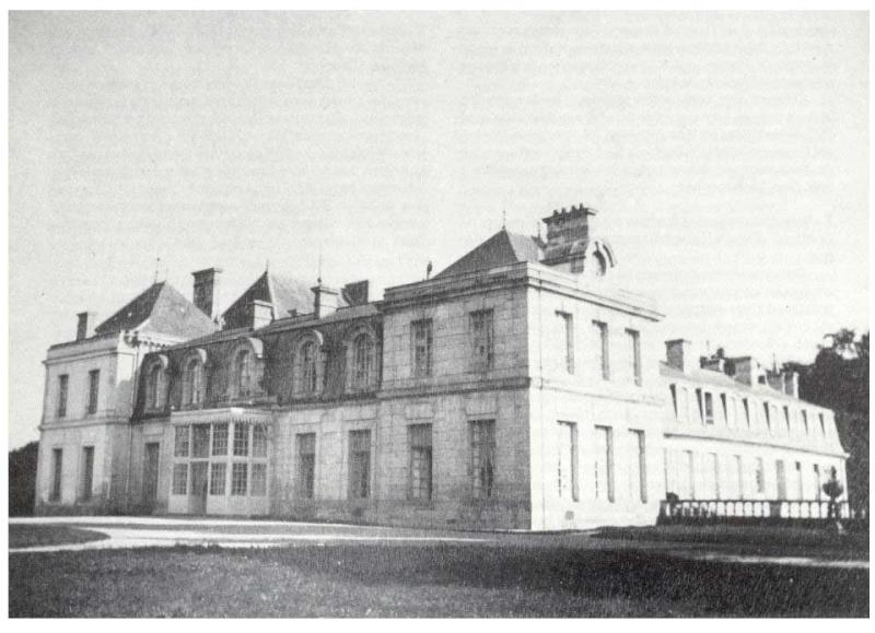 Pompadour - La marquise de Pompadour Etiole11