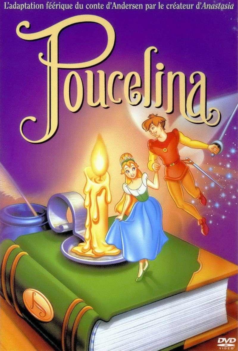 [Sullivan Bluth] Poucelina (1994) Affich10