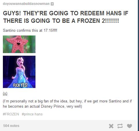 [Rumeur] Une suite pour Frozen ?  - Page 4 Captur34