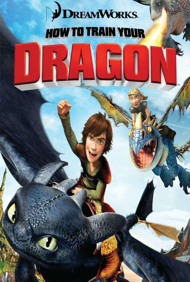 """Comment expliquer l'écrasante popularité de """"Dragons"""" ? How-to11"""