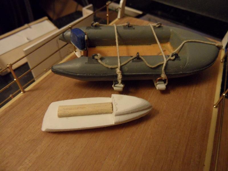 Calypso de billing boats 1/45  - Page 2 Sam_1814