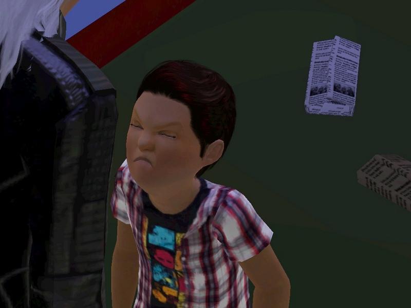 A vos plus belles grimaces mes chers Sims! - Page 28 411