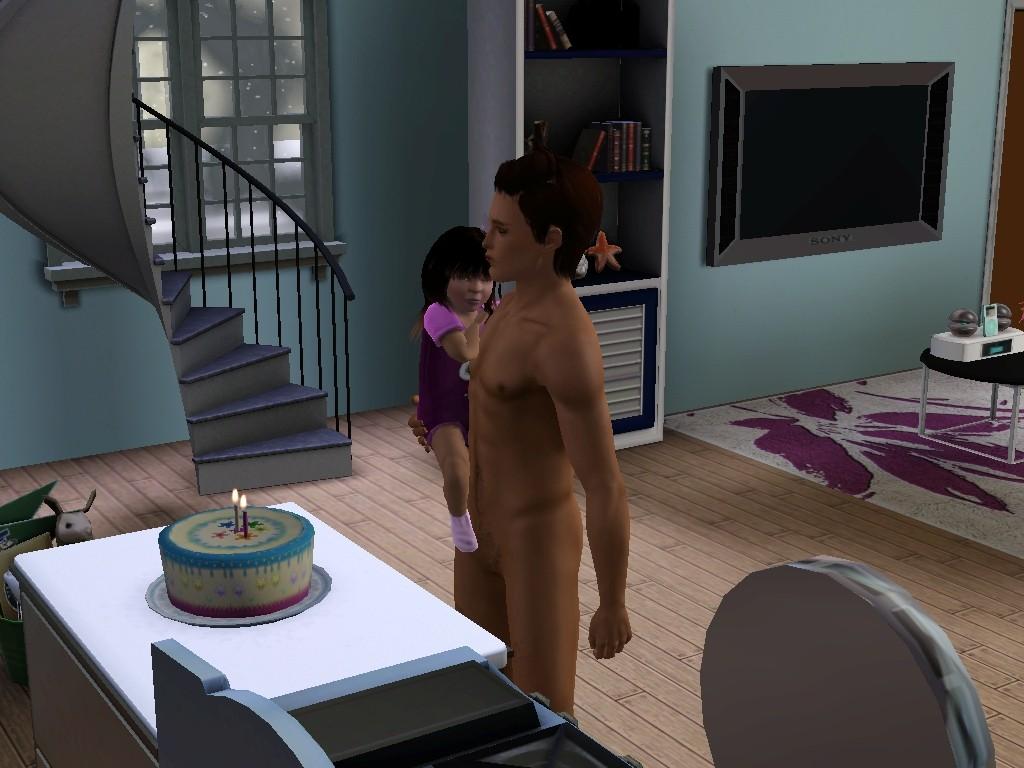 A vos plus belles grimaces mes chers Sims! - Page 27 Screen28