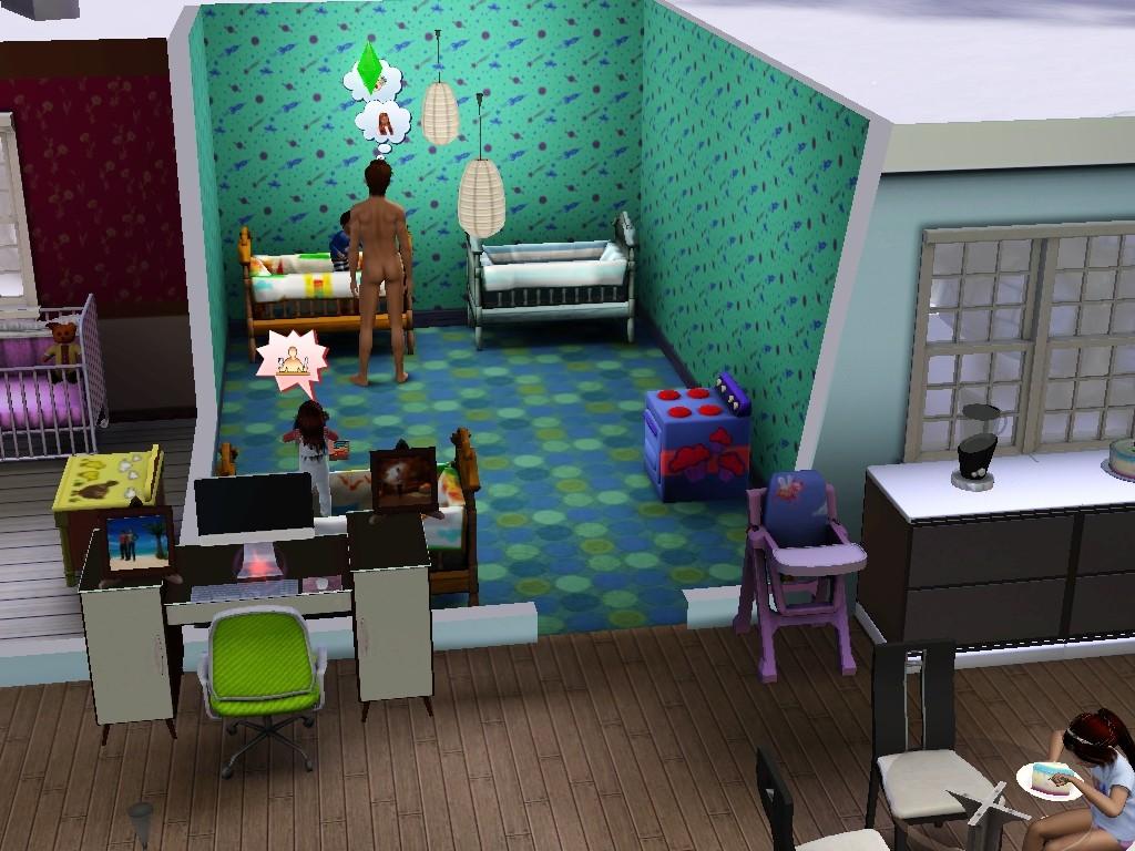 A vos plus belles grimaces mes chers Sims! - Page 27 Screen29