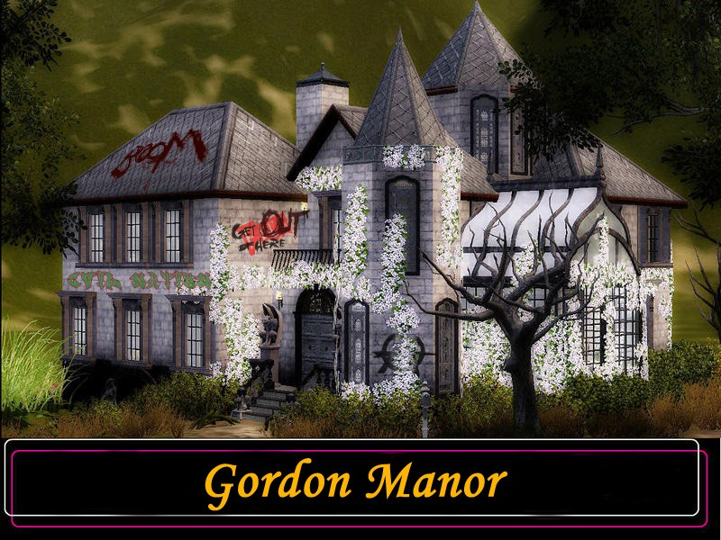 Gordon Manor W-600h10