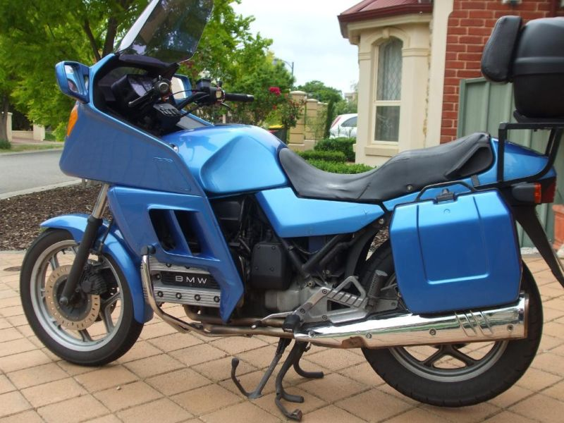 Hi , this will be my build and restore/fixing attempt of my K100 '83  Early_10