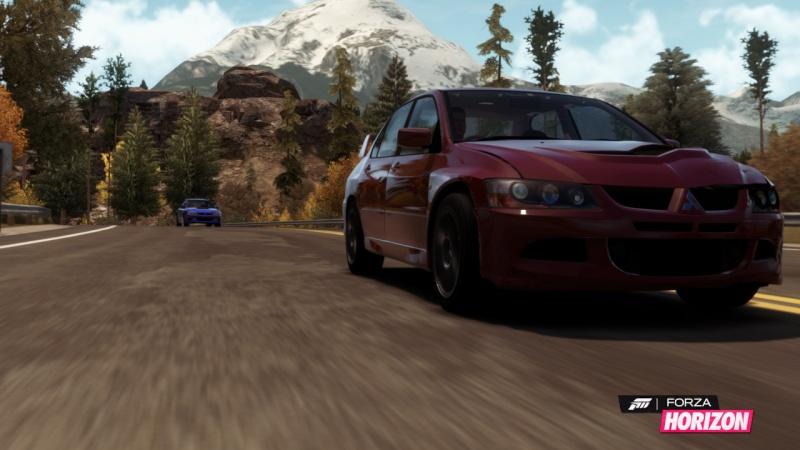 Sweet Apple Racing: Horizon. Evo_8_15
