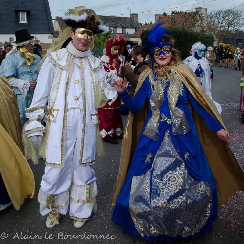 Le Carnaval de l'Ile-Grande 23022012