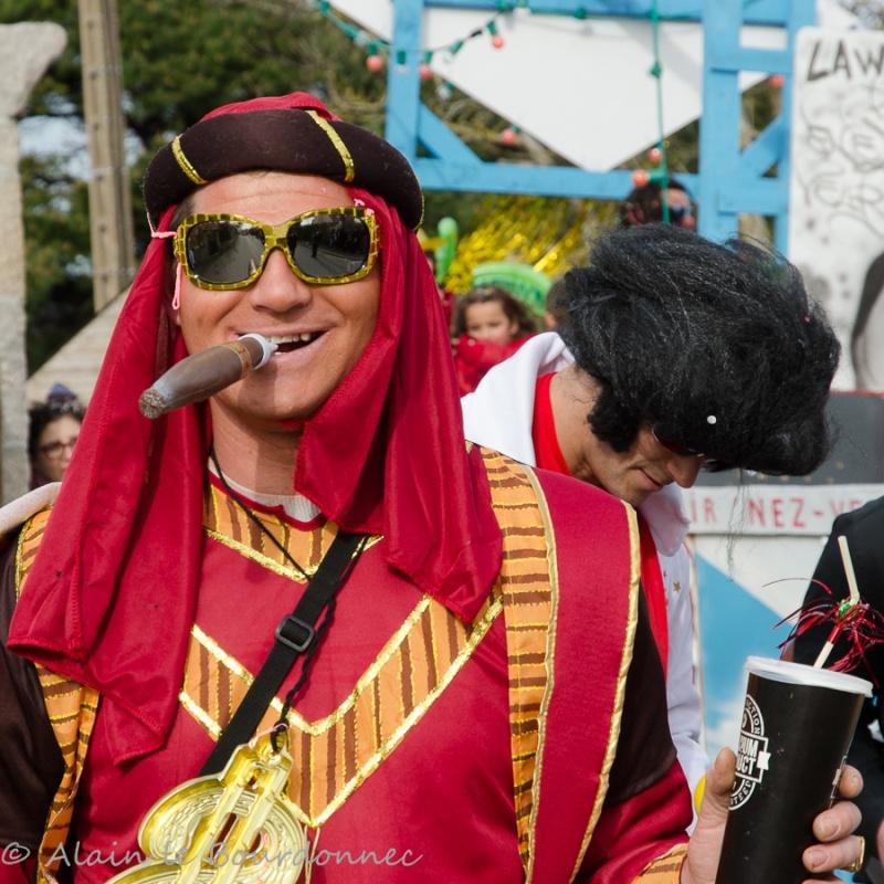 Le Carnaval de l'Ile-Grande 23022016