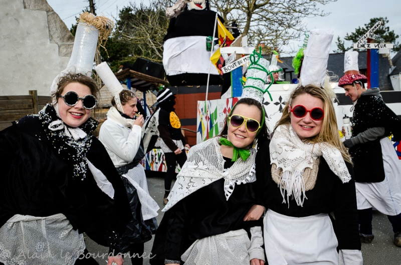 Le Carnaval de l'Ile-Grande 23022018