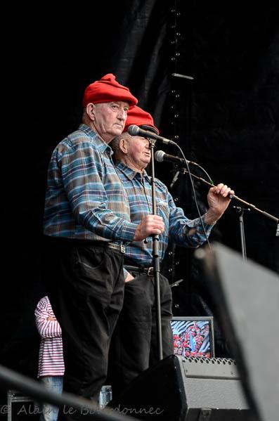 les bonnets rouges a Carhaix 30112015
