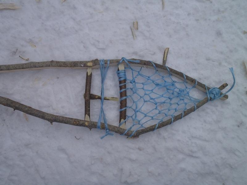 TUTO Fabrication de raquettes à neige P2091112