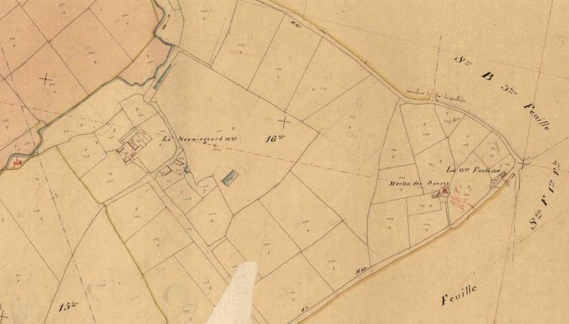 Le massacre de la Noue-Ogeard, au May-sur-Evre (49) Captur13