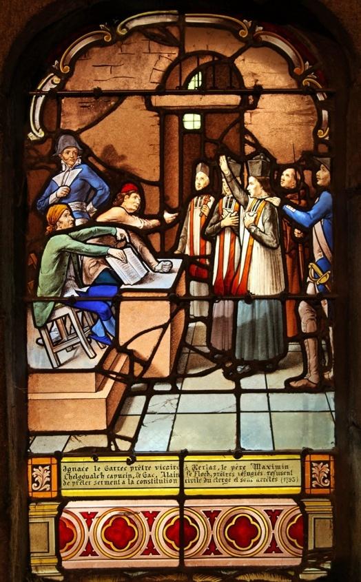 Les vitraux commémoratifs en pays de Chouannerie Image_10