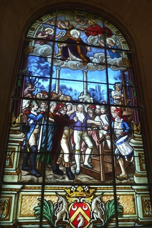 Les vitraux commémoratifs en pays de Chouannerie Image_13