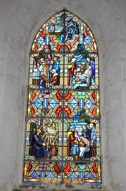 Les vitraux commémoratifs en pays de Chouannerie Image_14