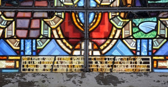 Les vitraux commémoratifs en pays de Chouannerie Image_15
