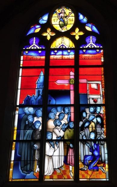 Les vitraux commémoratifs en pays de Chouannerie Image_16