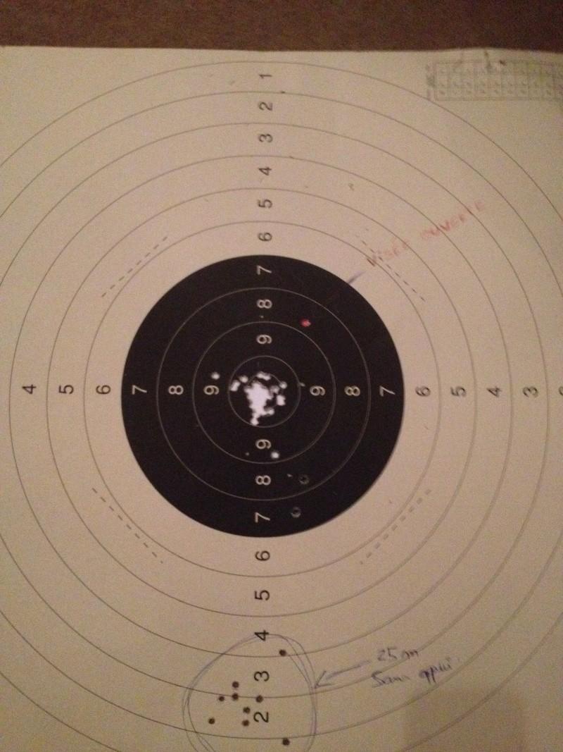 réception carabine CZ 455 Photo12