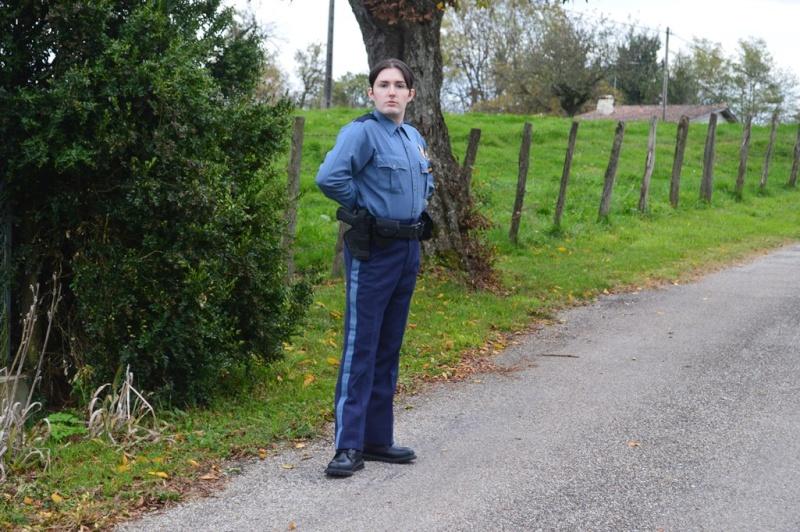 Sergent de la police de l'Oregon  Dsc_0511