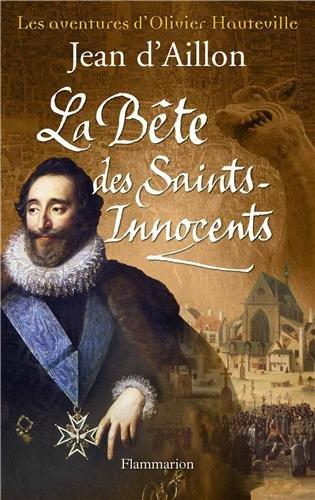 LA BETE DES SAINT-INNOCENTS de Jean d'Ailon 51tevo10