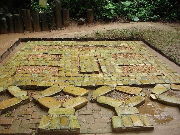 La civilisation olmèque - Mexique - Amérique centrale 800px-10