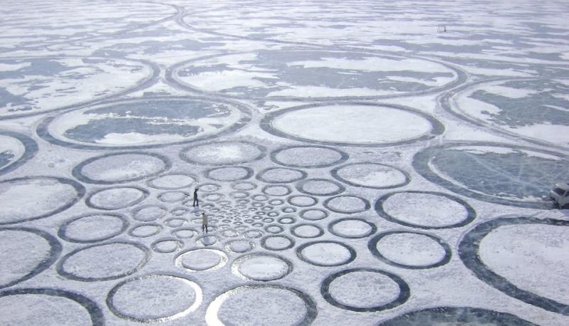Cercles de glace  Dsc02410