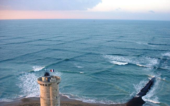 Grille de vagues Grid-w10